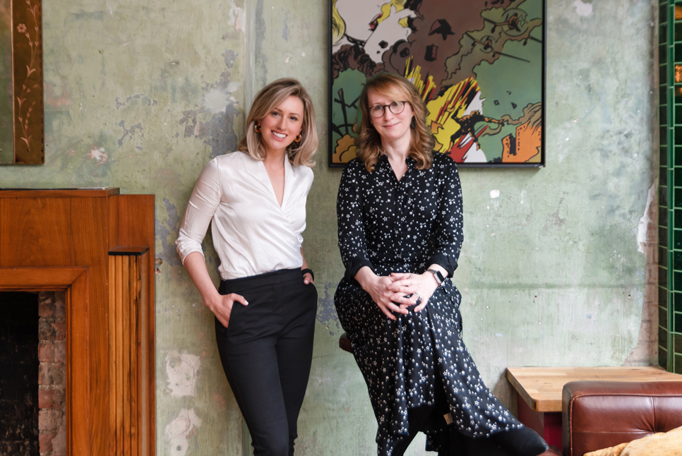 Tzuki Stewart & Pauline McNulty